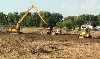 Dean Marine & Excavating Inc